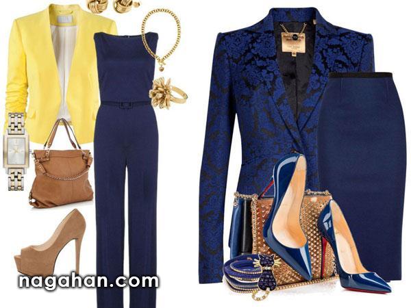 ست بلوز شلوار و بلوز دامن مخصوص مهمانی و تولد | مدل لباس های شیک و مجلسی
