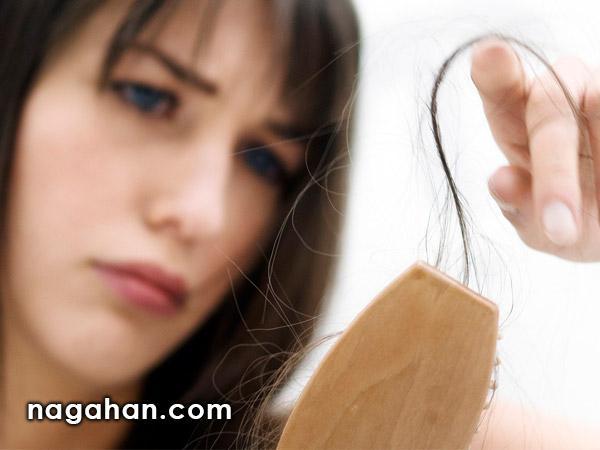 هرچیزی که باید درباره ریزش مو بدانید | علت و درمان ریزش مو، ویتامین ها و بخش مراقبت از مو