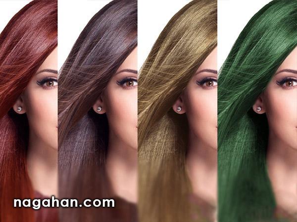 انتخاب رنگ مو برای پوست سبزه، سفید و گندمی | کدام رنگ مو به من می آید؟