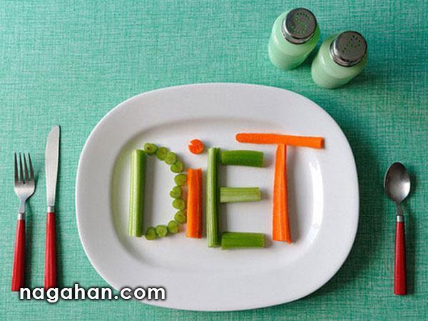 5 عامل انگیزه دهنده برای شروع و ادامه یک رژیم غذایی موفق