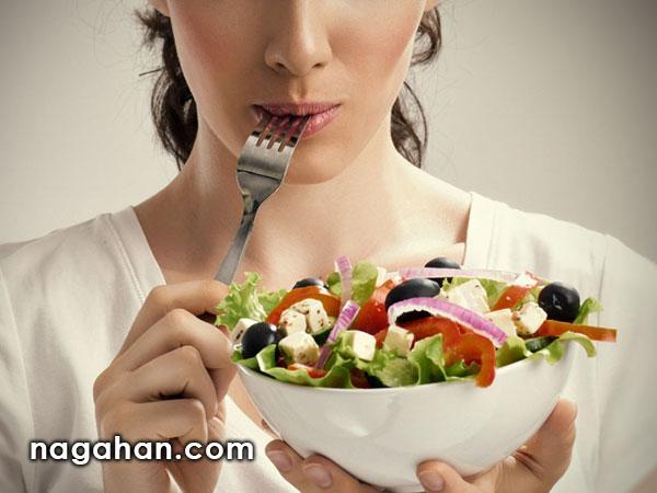 انواع رژیم های لاغری مدیترانه ای، سرخپوستی و خام خواری | رژیم های غذایی جادویی برای کاهش سریعوزن