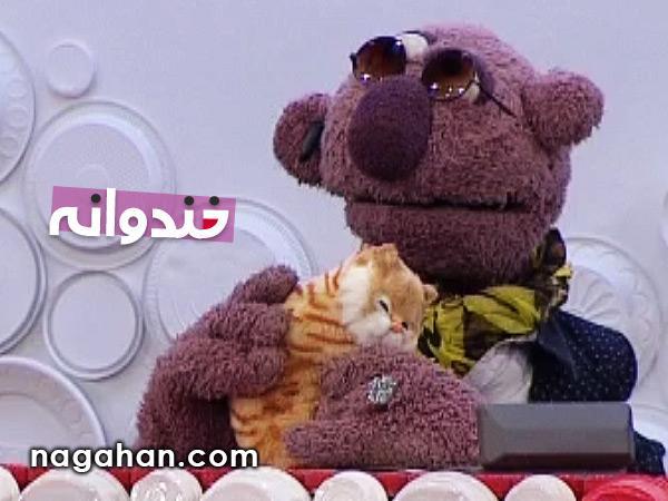 دانلود کلیپ جناب خان پدرخوانده در بخش اول قسمت آخر خندوانه فصل سوم