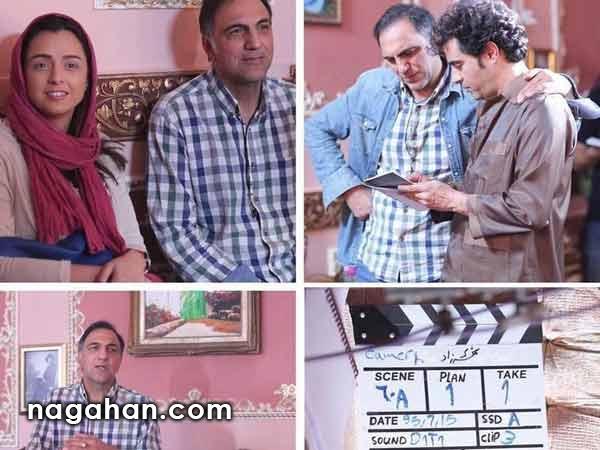 حاشیه های فصل دوم شهرزاد / از بازداشت تهیه کننده تا حضور رضا کیانیان در پشت صحنه + عکس