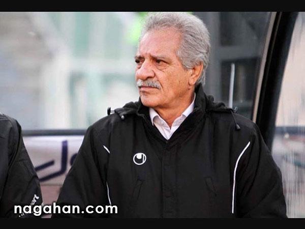 حضور ورزشکاران معروف و پیشکسوت در مراسم خاکسپاری مرحوم منصور پورحیدری