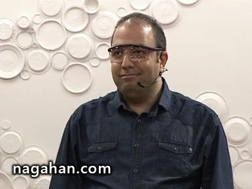 اجرای استند آپ کمدی علی اوجی در اولین قسمت خندوانه سری سوم