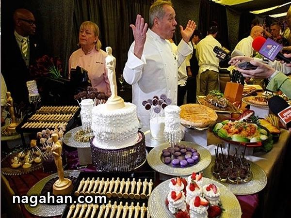 مهمانان اسکار با چه غذایی پذیرایی میشوند؟