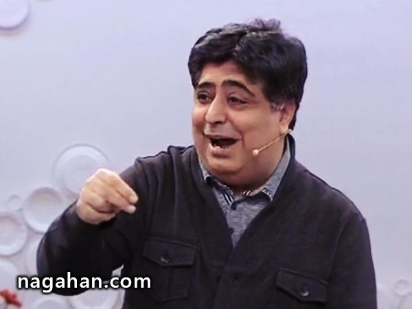 کلیپ اجرای استند آپ کمدی رضا شفیعی جم در قسمت ششم خندوانه سری سوم + لینک دانلود