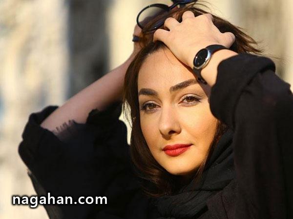جدیدترین عکسهای نوروزی هانیه توسلی!