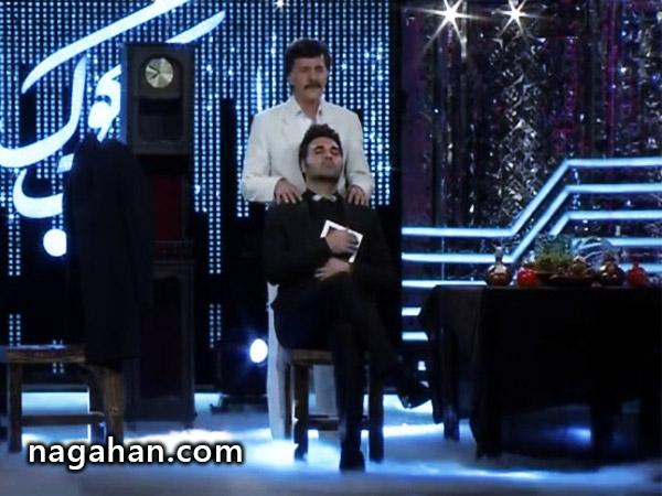 کلیپ اجرای زنده پوریا حیدری در فینال شب کوک 12 فروردین + لینک دانلود