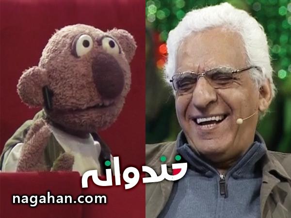 کیومرث پوراحمد و جناب خان + اعلام زمان پخش فینال لباهنگ و نتایج