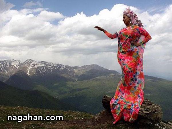 عکسهای متفاوت الناز شاکردوست پس از بازگشت به ایران!