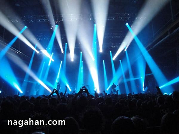 جدیدترین برنامه برگزاری کنسرت در گروه های مختلف اعلام شد