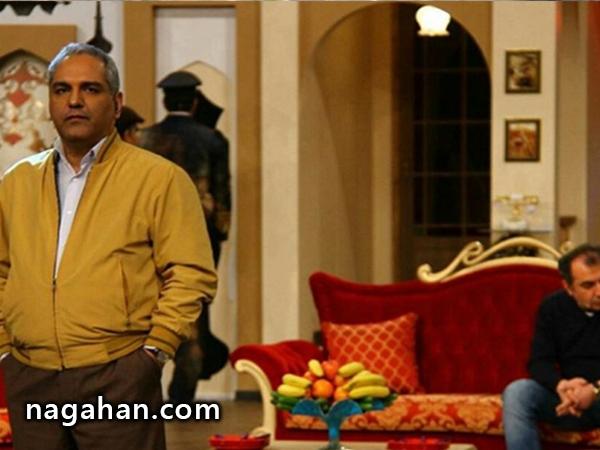 «دور همی» مهران مدیری با حضور 300 تماشاگر
