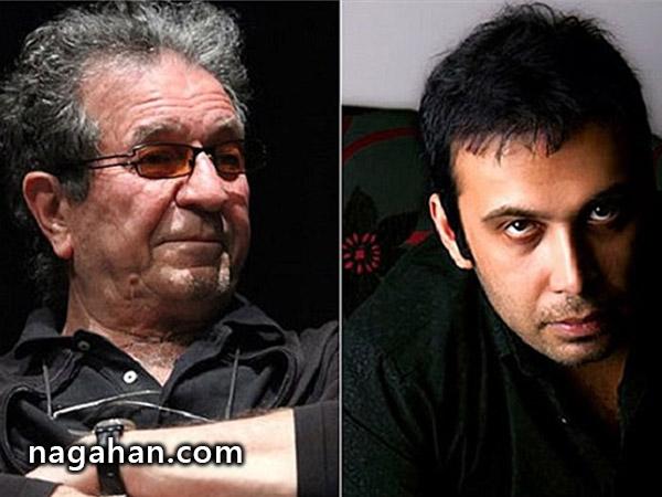 ادعای داریوش مهرجویی در مورد محسن چاوشی/ منبع الهام کجایی؟ سنتوری ۲ است!