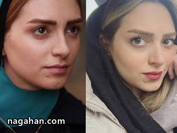 خواهر فرهاد دماوندی در سریال شهرزاد | بیوگرافی نهال دشتی + عکس