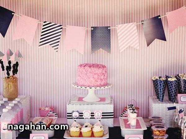 مجموعه تم تولد | ایده هایی نو برای جشن تولد