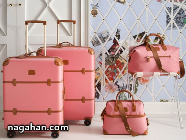 8 روش هوشمندانه برای چیدن وسایل در چمدان