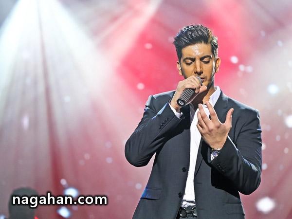 اجرای غافلگیر کننده فرزاد فرزین در کنسرت جدیدش!