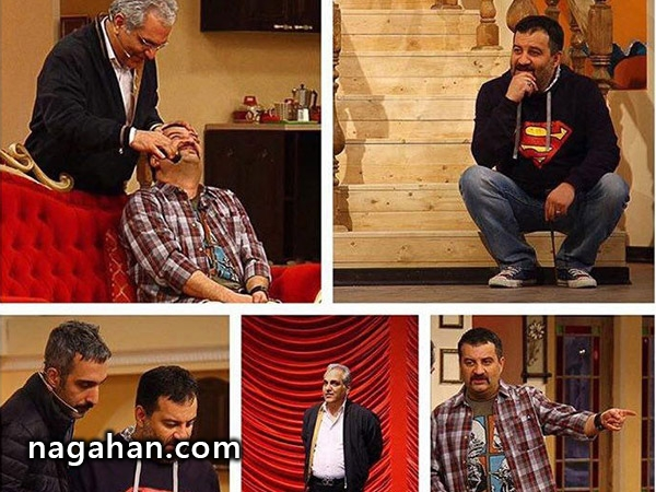 مهراب قاسمخانی به دلیل ممنوع الکاری از دورهمی کنار گذاشته شد