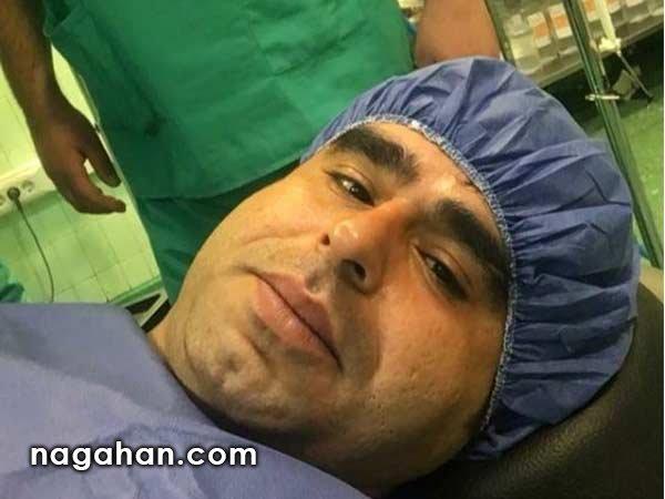امیر نوری در اتاق عمل جراحی شد | شایعه سازی نکنید!