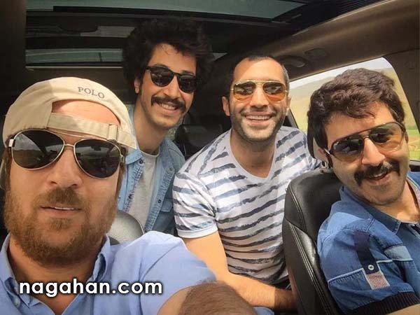 قیافه احمد مهرانفر بعد از دریافت یارانه | خلاصه سریال علی البدل + زمان پخش