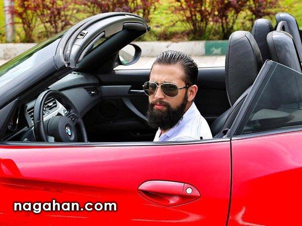محسن افشانی، خودش را به دست تقدیر سپرد