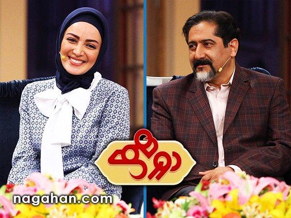 شیلا خداداد و حسام الدین سراج + قرعه کشی دورهمی