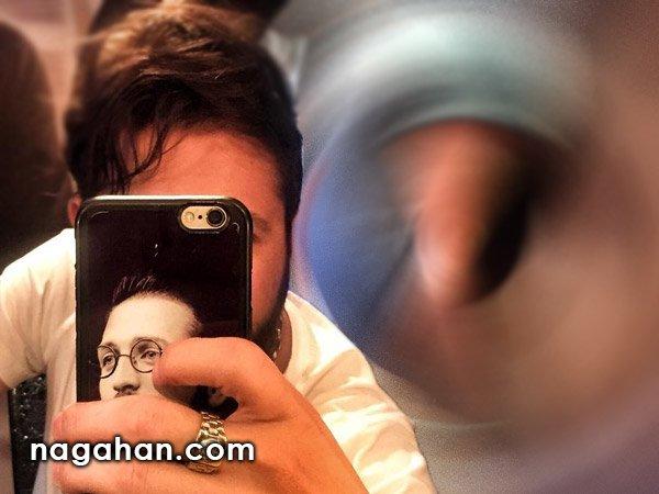 مدل مو جدید محسن افشانی + عکس