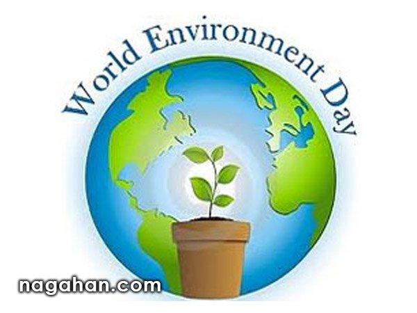 پیام نفیسه روشن در روز جهانی محیط زیست 16 خرداد 95 + عکس