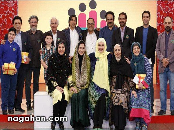 شرکت کنندگان مسابقه خانواده باحال خندوانه مشخص شدند