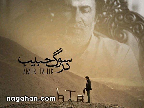 دانلود آهنگ امیر تاجیک ، در سوگ حبیب