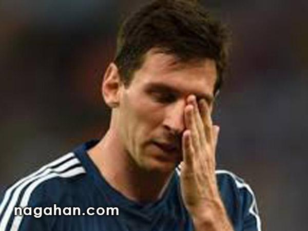 خداحافظی ستاره فوتبال آرژانتینی طرفدارانش را شوکه کرد + فیلم لحظات احساسی و اشک های لیونل مسی