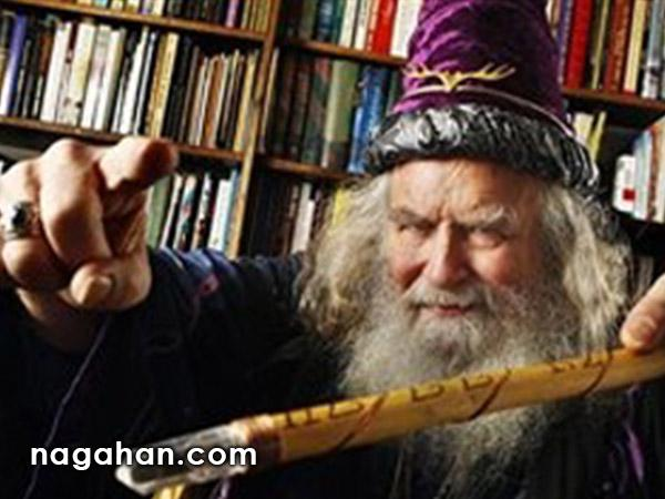 جادوگری که ادعا دارد می تواند باعث بردن تمام بازی های استقلال شود!