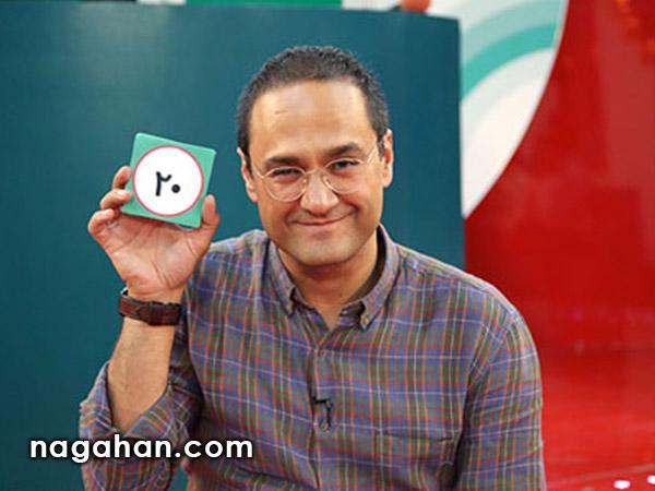 نظر رامبد جوان درمورد مهران مدیری و سریال های ترکیه ای!