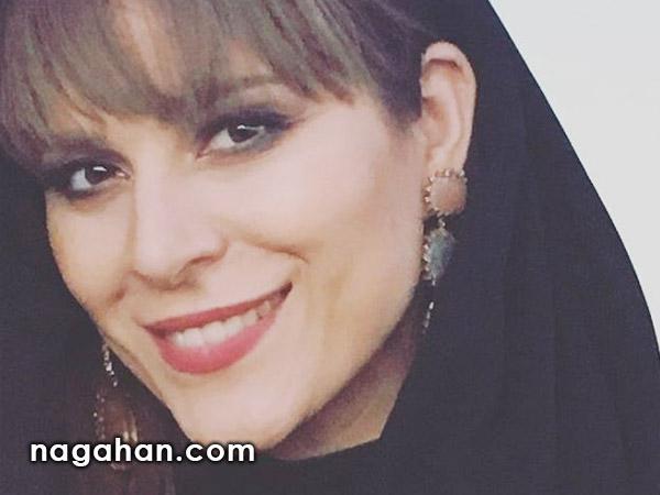سحر دولت شاهی در پشت صحنه فیلم سینمایی لابی + عکس و خلاصه داستان