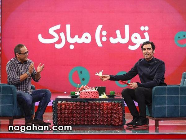 حافظ ناظری مهمان برنامه امشب خندوانه ( 7 مرداد) در شب تولدش خواهد بود