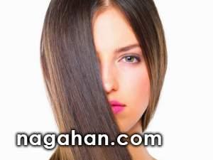 تمام نکاتی که برای صاف کردن مو باید بدانید | آموزش صافی مو در 3 مرحله