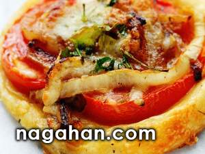 تارت گوجه فرنگی اسکار، پیش غذا ایتالیایی