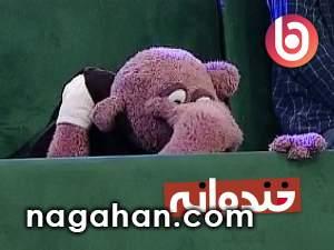 دانلود کلیپ جناب خان و ترک اعتیاد در خندوانه 24 مرداد