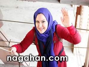 نیلوفر خرم نیک بازیگر جوان سریال معمای شاه درگذشت + عکس