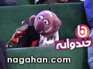 دانلود کلیپ جناب خان فیلم بردار عروسی در خندوانه 14 شهریور