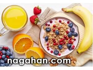 5 دستور غذایی سالم برای یک صبحانه مقوی