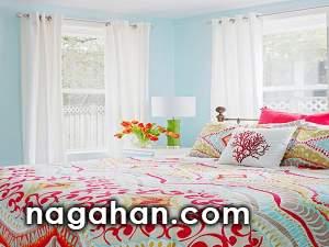 حقه های ساده و کاربردی برای دکوراسیون اتاق خواب | قسمت اول