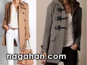 مدل پالتو و لباس گرم پاییزه و زمستانی ویژه بانوان شیک پوش 2017