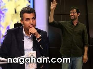 حضور شهاب حسینی در برنامه 90 عادل فردوسی پور به مناسبت شب یلدا