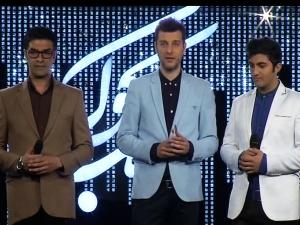 ویدیو اعلام نتایج برنامه شب کوک: آرش طاهری و رضا آبزین (6 فروردین)