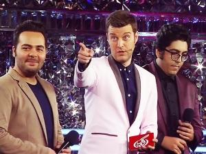 ویدیو اعلام نتایج برنامه شب کوک: علی شرعیاتی و آرمان فاطمی در نیمه نهایی (8 فروردین)