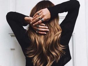 10 عادت مهم زنانی که دارای موی براق هستند