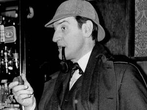 شرلوک هلمز درگذشت + عکس