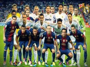 از رئال مادرید و بارسلونا تا بازی سنتی محبوب ال کلاسیکو!